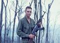 Captured AK-47 Assault Rifle