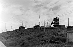 Looking at the top of Artillery Hill, Pleiku