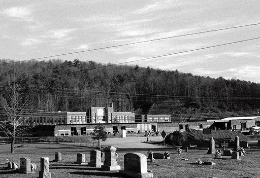 HUNTSVILLE SCHOOL and GRAVEYARD