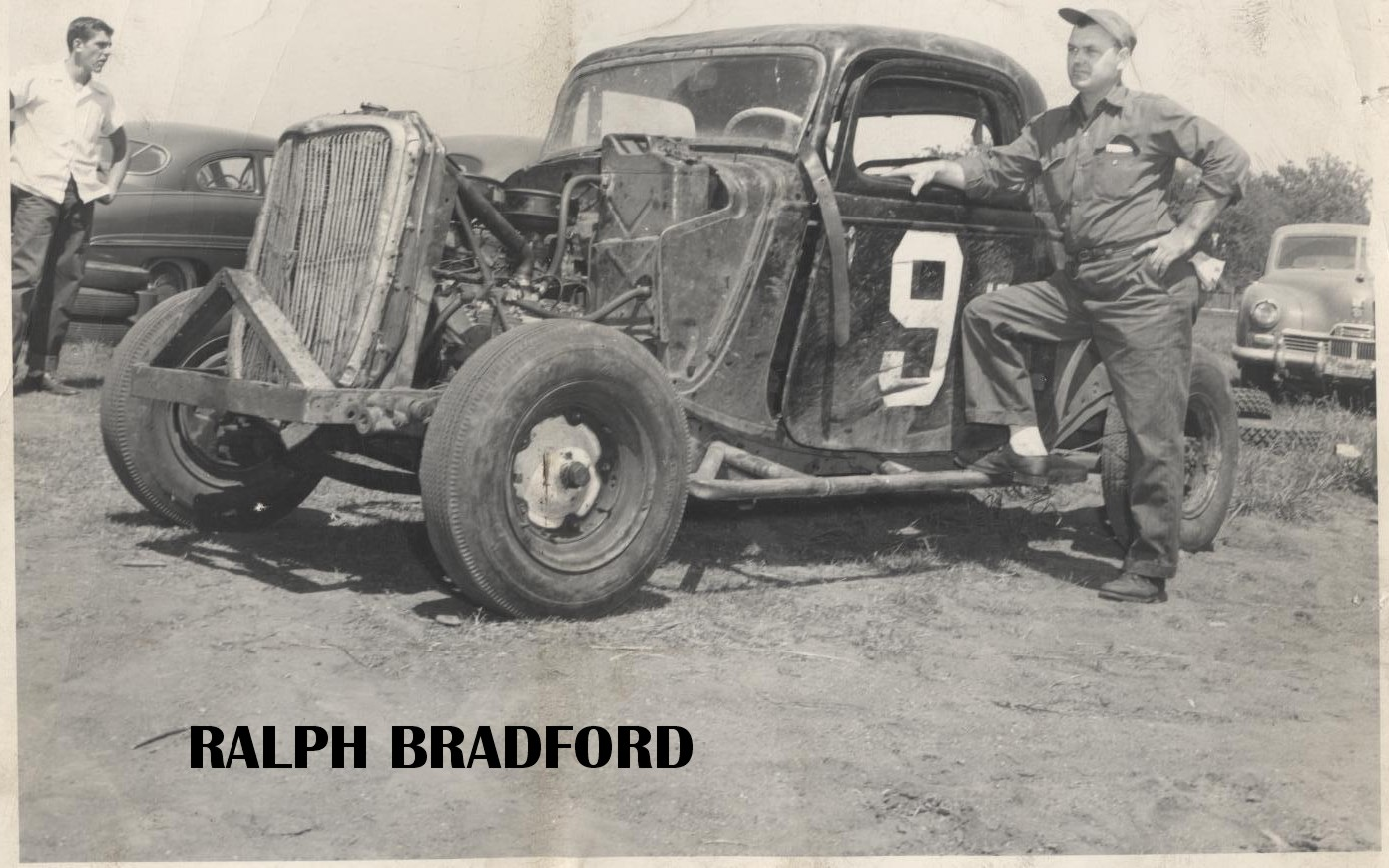 Ralph Bradford