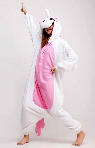 unicorn pj onesie
