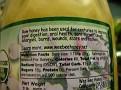 Whipped Honey Label