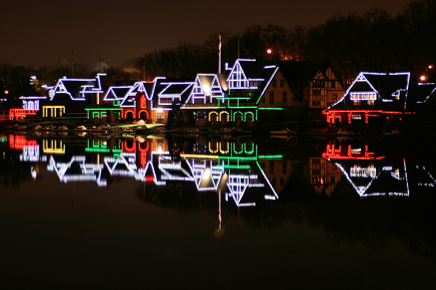 Photo: Boathouse Row, Philadelphia | Contests album | Oleg & Valya | Fotki.