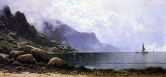 Mist Clearing, Grand Manan [undated]