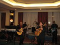 Strings animant la soirée du 30 Novembre à l'Hôtel Intercontinental de Madrid