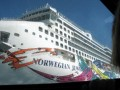 Norwegian Jewel off St Helier